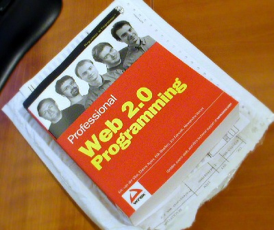 Wrox's Professional Web 2.0 Programming Book