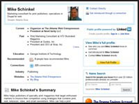Mike Schinkel's Resume at LinkedIn.com