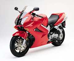 2002 Honda VFR800 Motorcycle - Photo from batistukin on Flickr