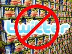 No Twitter Spam!