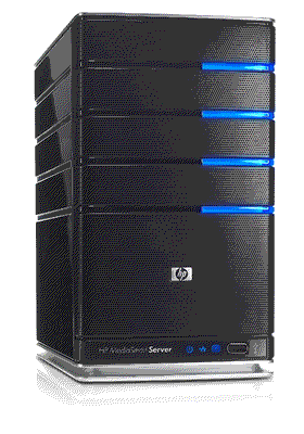 Windows Home Server from Hewlett-Packard